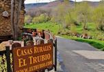Location vacances Lubián - Casa rural El Trubio-4