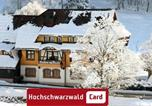 Hôtel Oberried - Hotel Gasthaus Hirschen-1