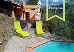Location vacances Isolabona - Beautiful cottage with pool: 8 pers-1
