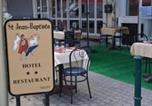 Hôtel Tarbes - Hotel saint jean baptiste-4