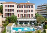 The Originals Boutique, Hôtel des Orangers, Cannes (Inter-Hotel)
