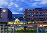Hôtel Mörfelden-Walldorf - Sheraton Frankfurt Airport Hotel & Conference Center-1