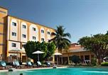 Hôtel Bamako - Azalai Hotel Dunia-1