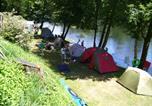 Camping 4 étoiles Thérondels - Camping Le Vaurette-2