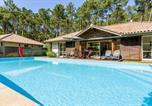 Location vacances Moliets et Maa - Madame Vacances Villas la Clairière aux Chevreuils-1