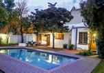 Location vacances Bloemfontein - Nobis House-3