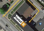 Hôtel Danemark - Hotel-B-3