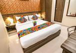 Hôtel Mumbaï - Fabexpress Orange Suites Santacruz East-3