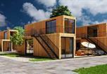 Hôtel Lauda-Königshofen - Modern ausgebauter Überseecontainer als Tiny House-1