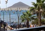 Location vacances Granadilla de Abona - Apartamento Plaza Playa medano-1