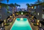 Hôtel North Hollywood - Grafton on Sunset-1