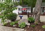 Location vacances Wolfeboro - The Lake Wentworth Cottage #10-1