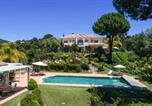 Location vacances Benahavís - Benahavis Villa Sleeps 12 Pool Air Con Wifi-1
