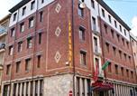 Hôtel Province de Pise - Hotel Terminus & Plaza-1