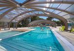 Camping avec Parc aquatique / toboggans Vaucluse - Yelloh! Village - Avignon Parc-4