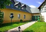 Location vacances Bischofswerda - Forsthaus Luchsenburg-3