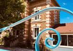 Location vacances Provins - Maison l'Aparte, Maison d'hôtes de charme en Champagne-1
