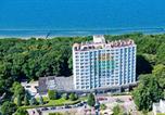 Hôtel Kołobrzeg - Sanatorium Perla Baltyku-1