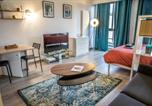 Location vacances Lunéville - Studio Place Stan Nancy: calme, cosy, lumineux-2