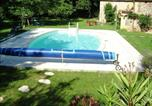 Location vacances Vergt - House with one bedroom in Sainte Alvere with private pool furnished garden and Wifi-3
