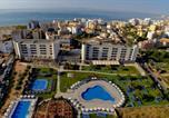 Hôtel 4 étoiles Sainte-Marie - Hotel Spa Mediterraneo Park-1