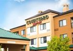 Hôtel Colorado Springs - Courtyard by Marriott Colorado Springs South-4