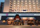 Hôtel Edmonton - Coast Edmonton Plaza Hotel by Apa-1