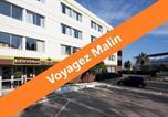 Hôtel Bouillargues - Hôtel B&B Ville Active très bien situé, parking sécurisé gratuit-1