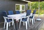 Location vacances Roslev - Three-Bedroom Holiday home in Spøttrup 11-4