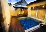Location vacances Denpasar - Punyan Poh Bali Villas-2