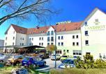 Hôtel Fribourg - Akzent Hotel Frankenberg-1