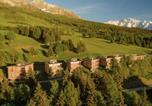 Hôtel Mâcot-la-Plagne - L'Aiguille Grive Chalets Hotel-4