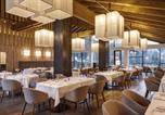 Hôtel 5 étoiles Combloux - Grand Hotel Courmayeur Mont Blanc-4