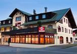 Location vacances Ohlstadt - Hotel Kopa garni-1