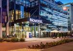 Hôtel Łódź - Novotel Lodz Centrum-2