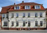 Hôtel Tangermünde - Schulzens