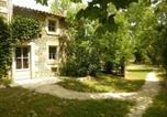 Location vacances Le Gué-de-Velluire - Gîte Liez, 2 pièces, 2 personnes - Fr-1-426-196-2