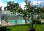 Camping avec Ambiance club Marigny - Camping Relais du Léman-3