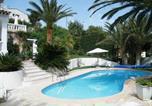 Hôtel Sainte-Maxime - L'oasis-Les Issambres-1