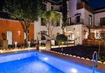 Hôtel Grenade - Alojamiento con Encanto la Luna en el Alba-1