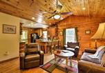 Location vacances Bryson City - Creekside Bryson City Cabin w/ Hot Tub!-3