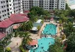 Location vacances Seremban - Glory Beach Resort #Full Seaview-1