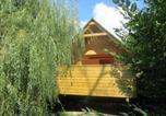 Location vacances Ponts - L'escapade - cabane dans cadre bucolique-1