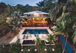 Hôtel Panama - Bambuda Lodge-1