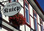 Location vacances Seesen - Hotel Kniep-2