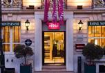 Hôtel 4 étoiles Montrouge - Mercure Paris Montparnasse Raspail-1