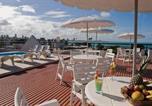Hôtel João Pessoa - Sonia Flats - Apartamento vista mar - Praia de Tambaú-3