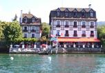 Hôtel Lugrin - Les Cygnes