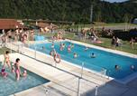 Camping avec Piscine Les Cammazes - Camping & Bungalow Zumaia-1