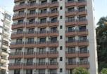 Hôtel Santos - Flat Itararé Tower/Tecnoflat-3
